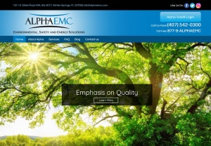 Alpha EMC - Environmental, Safety & Energy Solutions