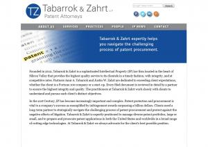 TZ Patent Attorney